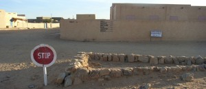 Foto van woestijndorp Aguelhok