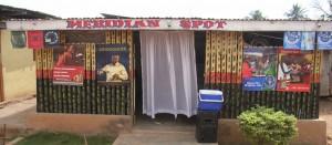 Foto van Meridian Bar in Odumase Krobo